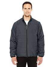 North End 88231 Men Resolve Interactive Insulated Packable Jacket at GotApparel