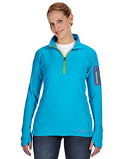 Marmot 88250 Women Flashpoint HalfZip at GotApparel