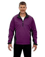 North End 88656 Men Paragon Laminated Performance Stretch Wind Shirt at GotApparel