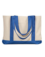 Liberty Bags 8869 Leeward Canvas Tote at GotApparel
