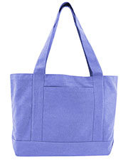 Liberty Bags 8870  Seaside Cotton Canvas 12 Oz. Pigt-Dyed Boat Tote at GotApparel