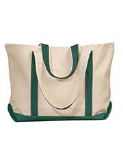 Liberty Bags 8872 Carmel Canvas Tote at GotApparel
