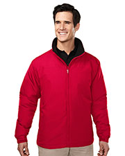 Tri-Mountain 8880 Men Saga Long-Sleeve Jacket With Water Resistent at GotApparel