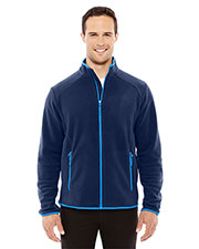 North End 88811 Men Vector Interactive Polartec Fleece Jacket at GotApparel