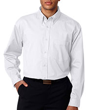 UltraClub 8975T Men Tall Whisper Twill at GotApparel
