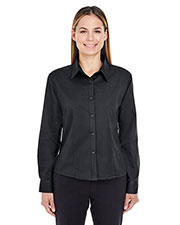 UltraClub 8976 Women Whisper Twill at GotApparel