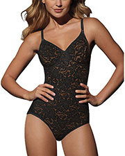 Bali 8L10 Women Lace N Smooth Bodybriefer at GotApparel