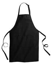 Edwards 9005 Unisex Butcher Apron With Pockets at GotApparel