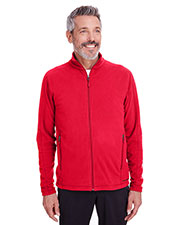 Custom Embroidered Marmot 901075 Men Rocklin Fleece Full-Zip Jacket at GotApparel