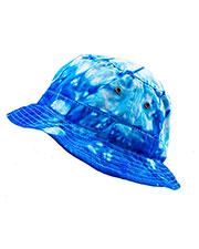 Tie-Dye 9177Y Unisex CD TIE DYE BUCKET HAT at GotApparel