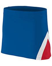 Augusta 9206 Girls Cheerflex Cheer Skirt at GotApparel