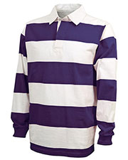 Charles River Apparel 9278 Men Classic Rugby Shirt at GotApparel
