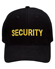 Rothco 9284 Men Security Supreme Low Profile Insignia Cap at GotApparel