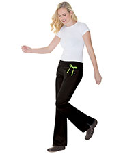 Urbane 9301 Women Knit Waistband Pant at GotApparel