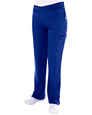 Urbane 9309 Women Kelsie Double Cargo Pant at GotApparel
