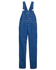 Dickies 94028 Unisex Big Smith Stonewashed Denim Bib Overall at GotApparel