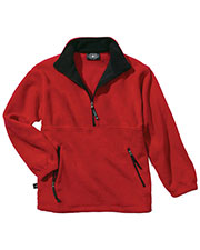 Charles River Apparel 9501 Men Adirondack Fleece Pullover at GotApparel
