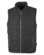Charles River Apparel 9535 Men Radius Quilted Vest at GotApparel