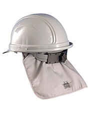 OccuNomix 969FR Unisex Miracool Flame Resistant Hard Hat Pad with Shade HRC1 at GotApparel