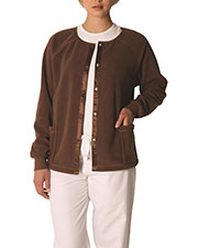 Urbane 9706 Women Fleece Jacket at GotApparel
