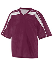Augusta 9721 Boys Crease Reversible Short Sleeve Jersey at GotApparel