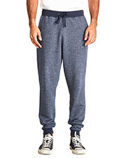 Next Level 9800 Men Denim Fleece Jogger at GotApparel