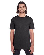 Anvil 983 Men Lightweight Pocket Tee at GotApparel