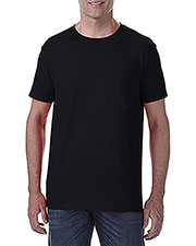 Anvil 983  Lightweight Pocket Tee at GotApparel