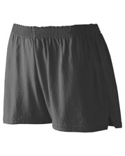 Augusta 988 Girls Trim Fit Jersey Short at GotApparel
