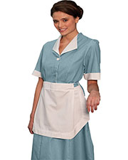 Edwards 9895 Women Cord Housekeeping Dress at GotApparel