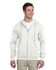 Jerzees 993 Men 8 oz., 50/50 NuBlend Fleece Full Zip Hood at GotApparel