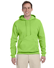 Jerzees 996 Men 8 oz., 50/50 NuBlend Fleece Pullover Hood at GotApparel