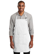 Port Authority A600 Men ® Full-Length Two-Pocket Bib Apron. at GotApparel