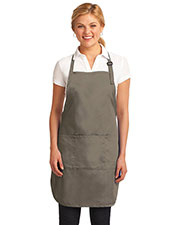 Port Authority A703 Women Easy Care FullLength Apron with Stain Release at GotApparel