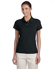 Adidas A85 Women's climalite® Tour Pique Short-Sleeve Polo at GotApparel