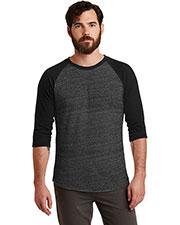 Custom Embroidered Alternative Apparel AA2089  Alternative Eco-Jersey™ Baseball T-Shirt. at GotApparel