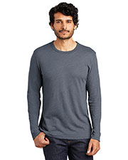 Alternative Apparel AA5100 Men Alternative The Keeper Vintage 50/50 Long Sleeve Tee. at GotApparel