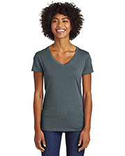 Alternative Apparel AA6046 Women Alternative Wo's Runaway Blended Jersey V-Neck Tee. at GotApparel