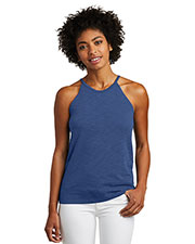 Custom Embroidered Alternative Apparel AA6096 Women 3.5 oz. Weathered Slub Sporty Tank at GotApparel