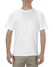 Alstyle AL1701 Men 5.5 oz., 100% Soft Spun Cotton T-Shirt at GotApparel