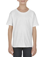 Alstyle AL3981 Boys Youth 5.1 oz., 100% Soft Spun Cotton T-Shirt at GotApparel