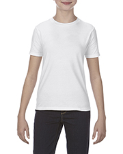 Alstyle AL5081 Boys Youth 4.3 oz., Ringspun Cotton T-Shirt at GotApparel