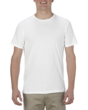 Alstyle AL5301N Men 4.3 oz., Ringspun Cotton T-Shirt at GotApparel