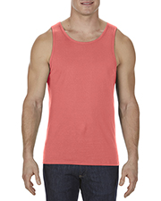 Alstyle AL5307 Men 4.3 oz., Ringspun Cotton Tank Top at GotApparel