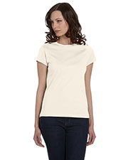 Bella + Canvas B6020 Women Organic Jersey T-Shirt at GotApparel