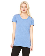 Bella + Canvas B8413 Women Triblend short sleeve TShirt at GotApparel