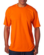 Bayside 1701 Men Short-Sleeve Cotton Tee at GotApparel