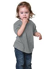 Bayside BA4125 Toddler 5.4 oz 100% Cotton T-Shirt at GotApparel