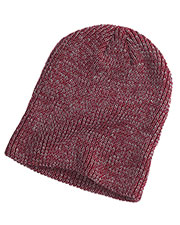 Big Accessories / BAGedge BA524 Men Ribbed Marled Beanie at GotApparel
