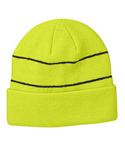 Big Accessories / BAGedge BA535 Reflective Beanie at GotApparel